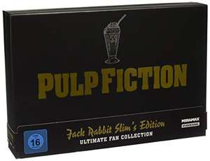 Pulp Fiction Jack Rabbit Slim's Edition Ultimate Fan Collection (Blu-ray) für 29,99€ (Amazon & JPC)