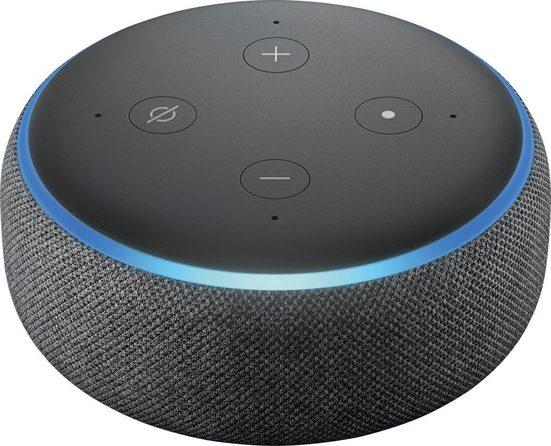 [OTTO] 3x Amazon Echo Dot (3. Gen) alle Farben für 36,97€ -> 12,32€/Stück + evtl. 2,50€ Shoop