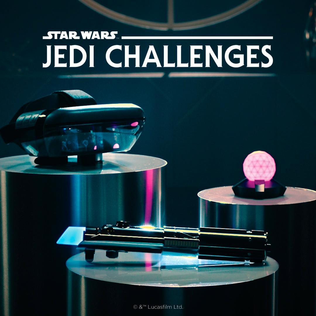 Lenovo Jedi Challenges Augmented-Reality-Set (Headset, Lichtschwert & Peilsender)