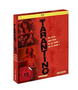 Tarantino Collection (Blu-ray) für 11,97€ inkl. Versand (Amazon)