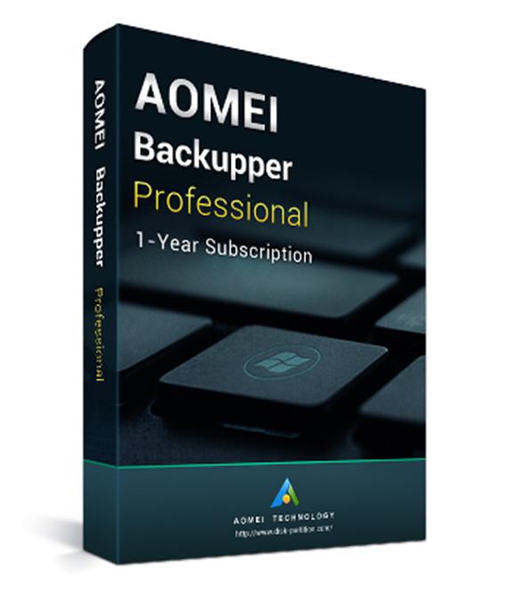 [BitsDuJour] AOMEI Backupper Professional v5.0 kostenlos