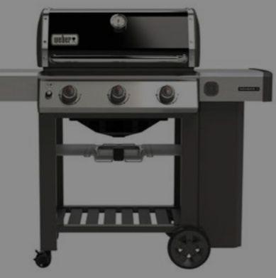 Weber Genesis II E-310 GBS + OneTouch Kettle SET  Gasgriller + Holzkohlegriller