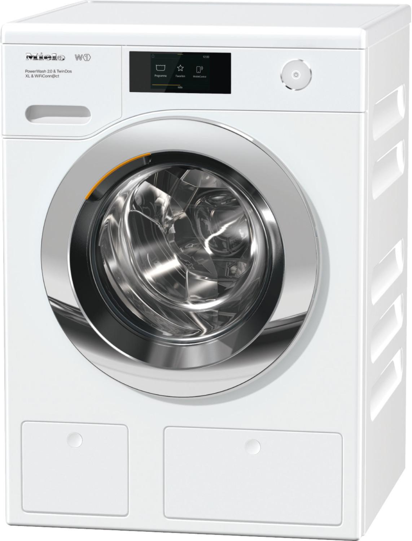 10% auf hochpreisige Miele-Geräte: z.B. Waschmaschine Miele WCR 860 (A+++ -40%, 9kg, 1600 U/min, 26 Programme, Dosierautomatik, WLAN, App)