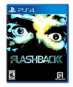 Flashback 25th Anniversary (PS4) für 13,60€ (Amazon US)