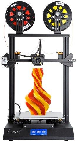 Creality 3D CR-X 3D-Drucker aus EU-Lager (Fast-23) (Dual Extruder)