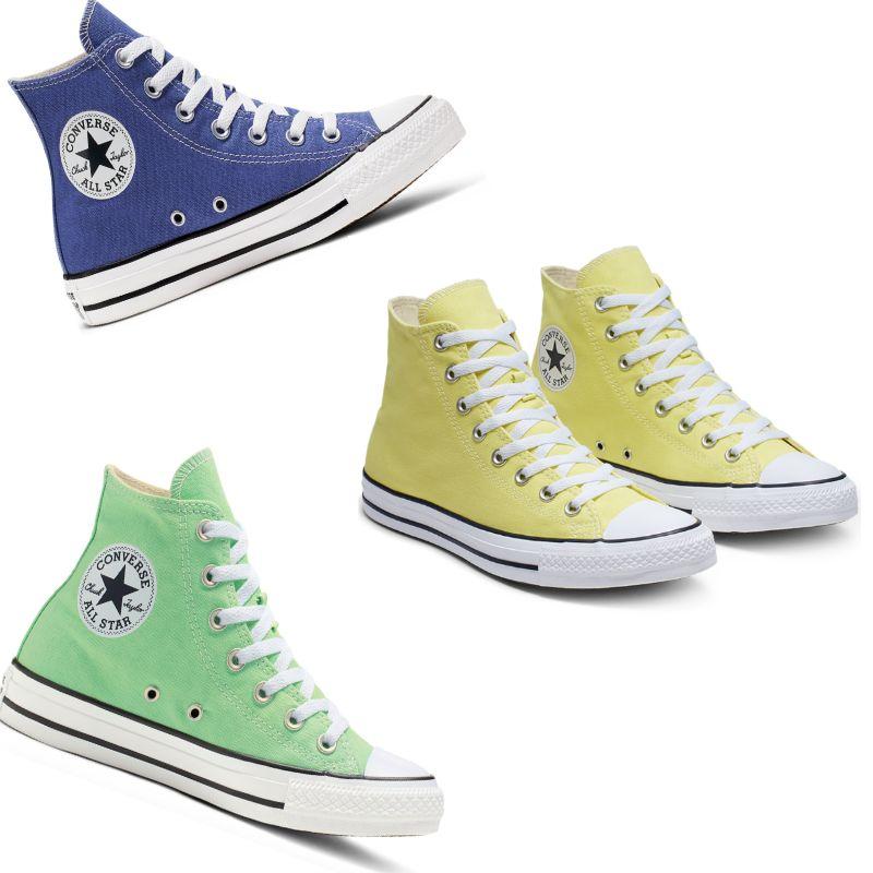 20% extra Rabatt auf Sale bei Converse, z.B. Chuck Taylor All Star Seasonal Color High Top