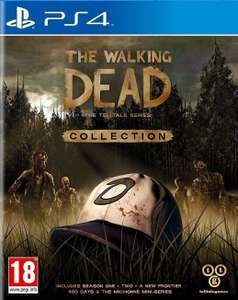 The Walking Dead: The Telltale Games Series Collection (PS4) für 22,28€ (Amazon IT)