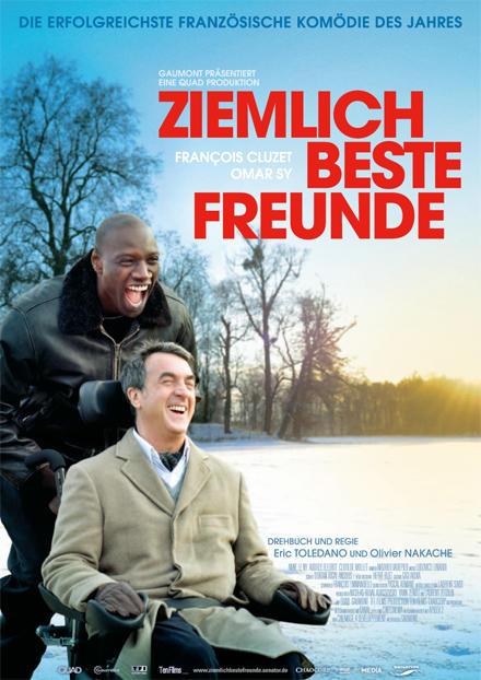 Ziemlich beste Freunde (HD) kostenlos im Stream (ARD & NDR)
