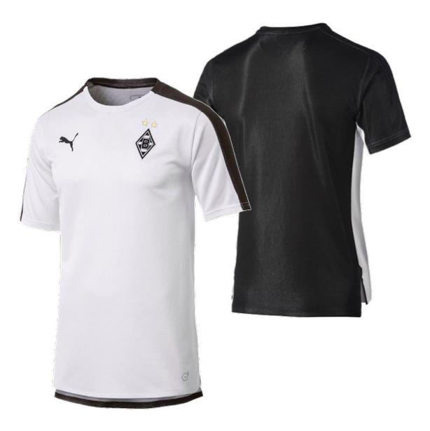 Puma Borussia Mönchengladbach Pre-Match Shirt Saison 18/19 für Herren Gr. S - XXXL ohne Postbank Logo