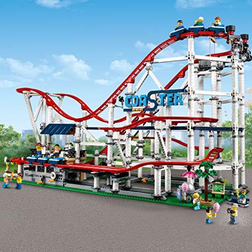 Lego 10261 Achterbahn für 240,63€ I LEGO Harry Potter 71043 für 327,51€