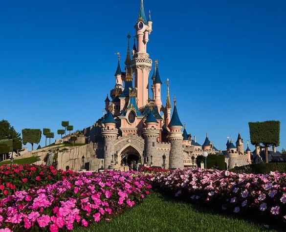 2 Tage Disneyland Paris inkl. Übernachtung im Disney-Hotel für 2 Personen