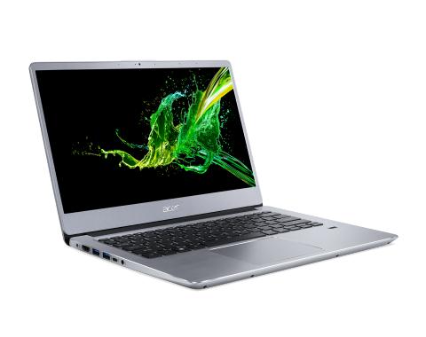 Acer Swift 3 SF314-41G silber (14 Zoll IPS matt, Alu-Body, Ryzen 5 3500U, Radeon 540X, WIN10, 512GB SSD, 8GB RAM, USB-C, Fingerabdrucks.)