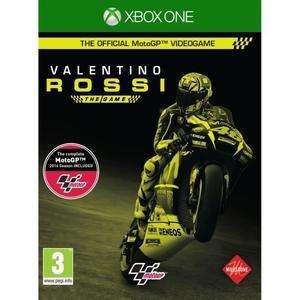 Valentino Rossi: The Game (Xbox One) für 11,83€ (Amazon IT)