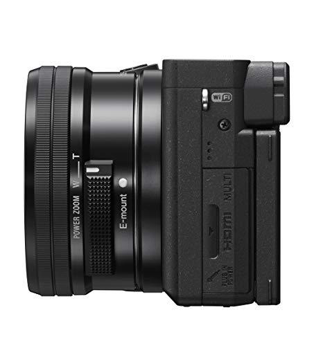 Sony Alpha 6400 E-Mount Systemkamera Kit 16-50mm