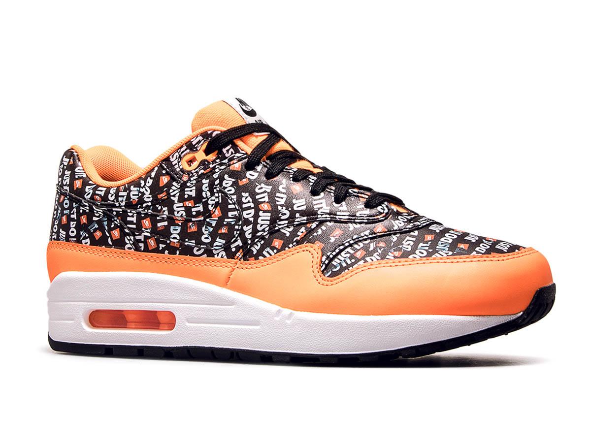 [crispbln.com] Nike Air Max 1 Premium in Orange von 38.5 bis 45.5