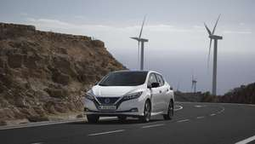 Nissan Leaf ZE1 MY19 (aktueller Facelift) Elektroauto im 4-Jahres Leasing 10.000 km/a