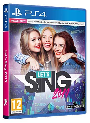 Let's Sing 2019 (PS4) für 14,10€ (Amazon IT)