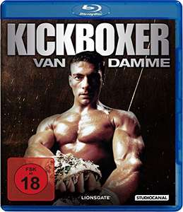 Kickboxer (Blu-ray) für 5€ (Amazon & Saturn)