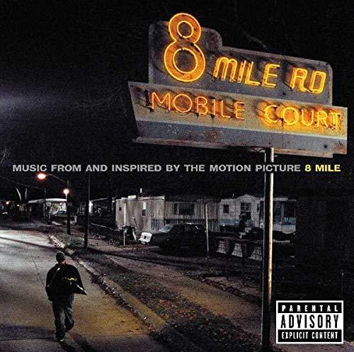 [Prime] 8 Mile - Original Soundtrack (inkl. MP3-Version dank AutoRip)