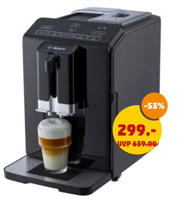 Kaffeevollautomat Bosch VeroCup100 baugleich Siemens EQ3