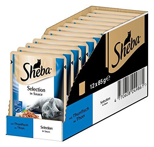 sheba selection in sauce im amazon sparabo fuer 3,50€ je kg