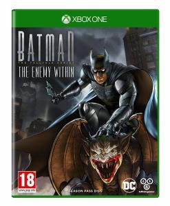 Batman: The Telltale Series - Der Feind im Inneren (Xbox One) für 10,17€ (Base.com)