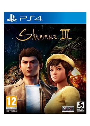 Shenmue 3 (PS4) für 44,65€ (Base.com)