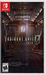 Resident Evil 0 (Switch) für 17,97€ (eShop US)