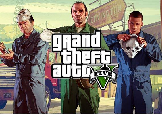 GTA V Social Club Key (nur dieses Wochenende) für 8,81€ Im Zusammenhang mit dem Gamivo 15% Rabatt auf alle Spiele