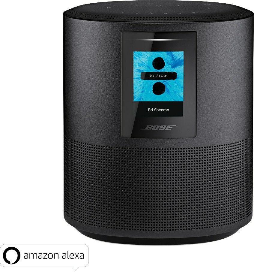 BOSE Home Speaker 500 Smart Speaker mit WLAN, Bluetooth und Alexa