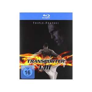 [Blu-ray] Transporter 1-3 - Triple-Feature 15,99 € inkl. Versand @Amazon
