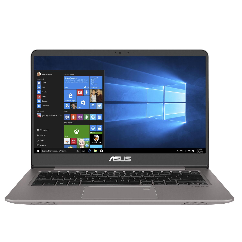 [NBB] Asus UX3410UF-GV180T i5-8250U 8GB DDR4 RAM 256GB SSD MX130 Grafik freier 2.5 Zoll Schacht 1.4kg 45Wh Akku 98% sRGB