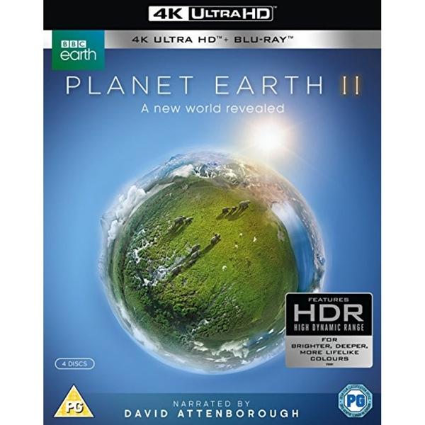 Planet Earth 2 UHD Blu-ray