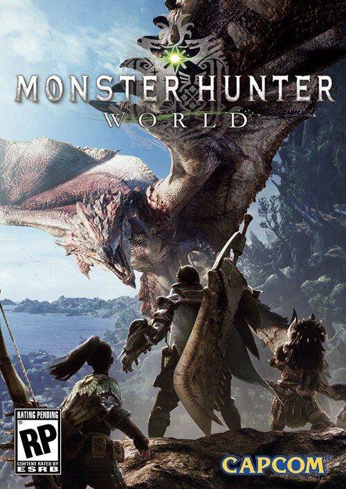 Monster Hunter: World (Steam) für 18,69€ (CDKeys)