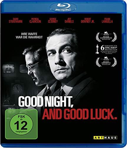 Good Night, and Good Luck. (Blu-ray) für 5€ (Amazon Prime & Saturn)