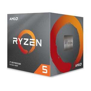 AMD Ryzen 5 3600X, 6x 3.80GHz, boxed