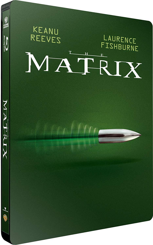 [Amazon Prime] Matrix (Blu-ray Steelbook) für 9,13€ inkl. Versand