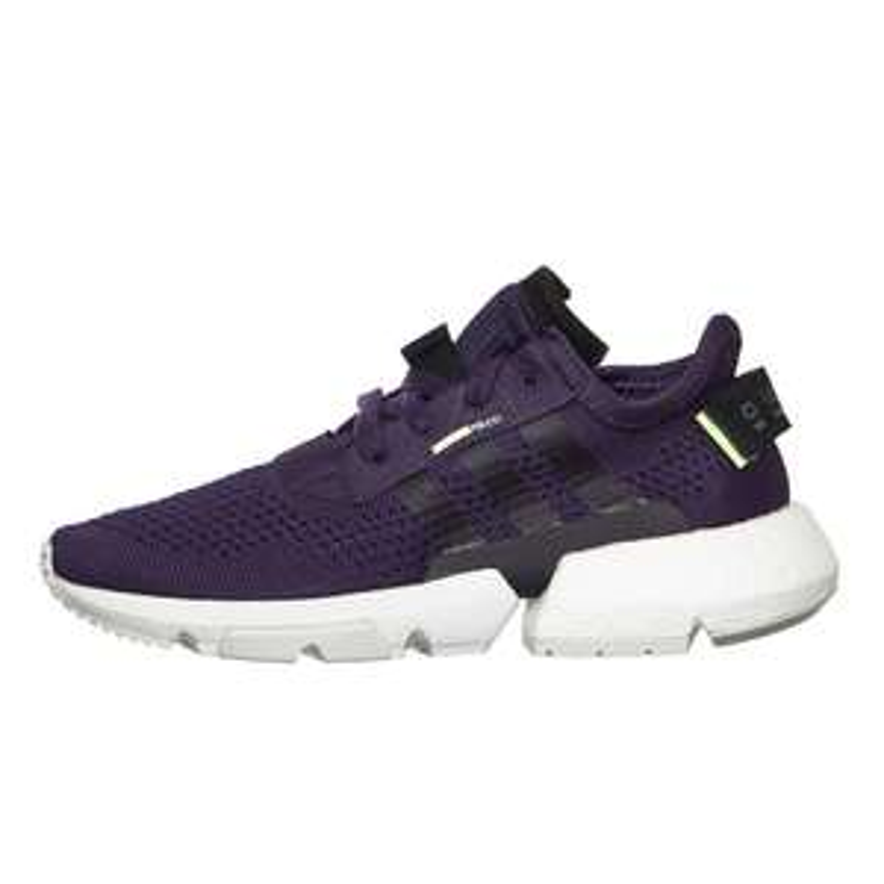 [HHV] Adidas (Damen) POD-S3.1 in Lila von 36 bis 41 1/3 (Boost-Sohle, EVA-Zwischensohle)