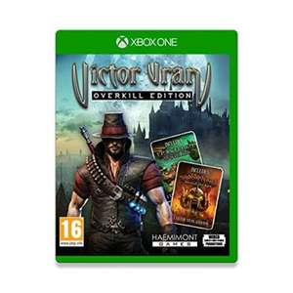 Victor Vran: Overkill Edition (Xbox One) für 13,48€ (Shop4DE)