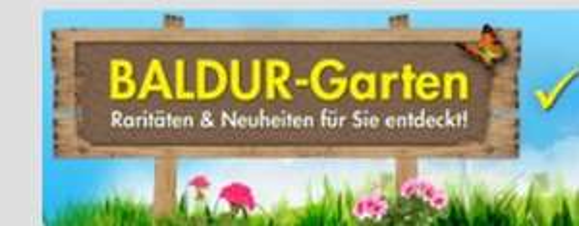 Baldur Garten - versandkostenfrei bestellen ab 25€