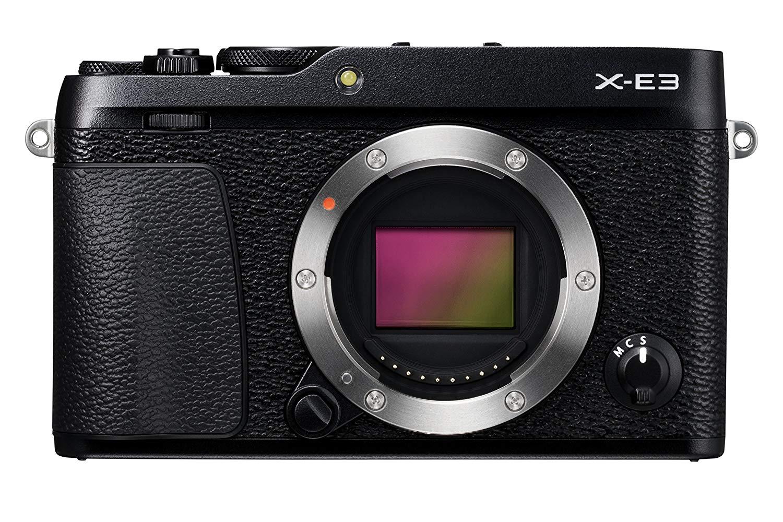 (Amazon.it) Fujifilm X-E3 Systemkamera (Body) schwarz für 511,14 Euro inkl. Versand