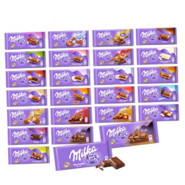 [Kaufland] Milka kleine Tafel Schokolade