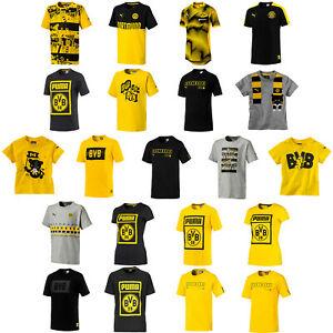 Puma BVB Borussia Shirts für Damen, Herren & Kinder