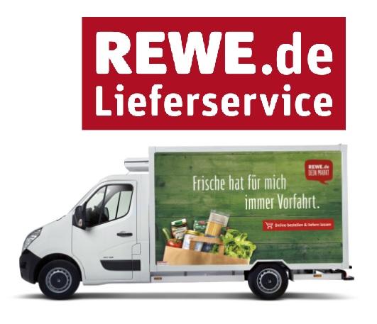 Rewe Lieferservice: 1 Monat kostenlose Zustellung & 10€ Gutschein!