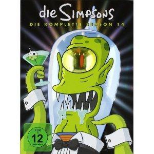 [Amazon.de] Simpsons Staffel 14 + Futurama Staffel 6 für zusammen 20€