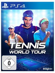 GameStop - Tennis World Tour für PS4 8,99 € und in der PC-Version 5,99 €