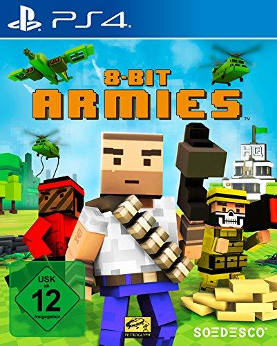 8 Bit Armies (PS4) für 14,99€ (Amazon Prime & GameStop)