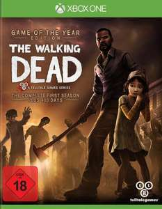 The Walking Dead: A Telltale Games Series Game of the Year Edition (Xbox One) für 10,99€ (GameStop)