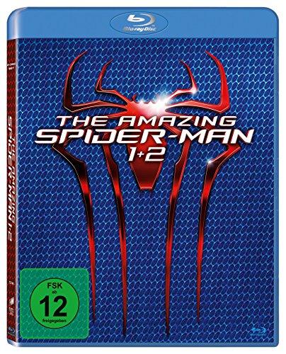 The Amazing Spider-Man 1+2 (Doppelset Blu-ray) für 5,97€ (Amazon Prime)