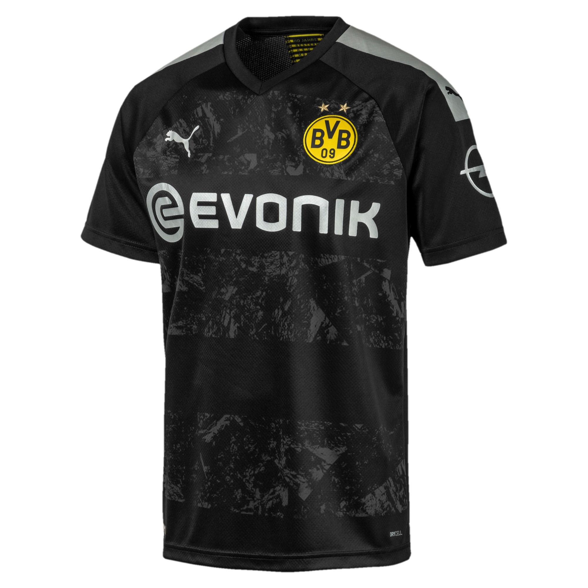 Puma BVB Borussia Dortmund Away Auswärts Jersey Trikot 19/20 für 40,17€ @ Sport1a